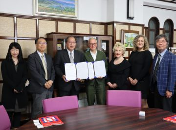 MOU between three Schools in Engineering and Central Saint Martins – University of the Arts London: Colloquium on May 14th and MOU Signing Ceremony on May 15th, 2019