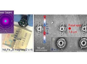 【Published】External Field-Controlled Ablation: Magnetic Field