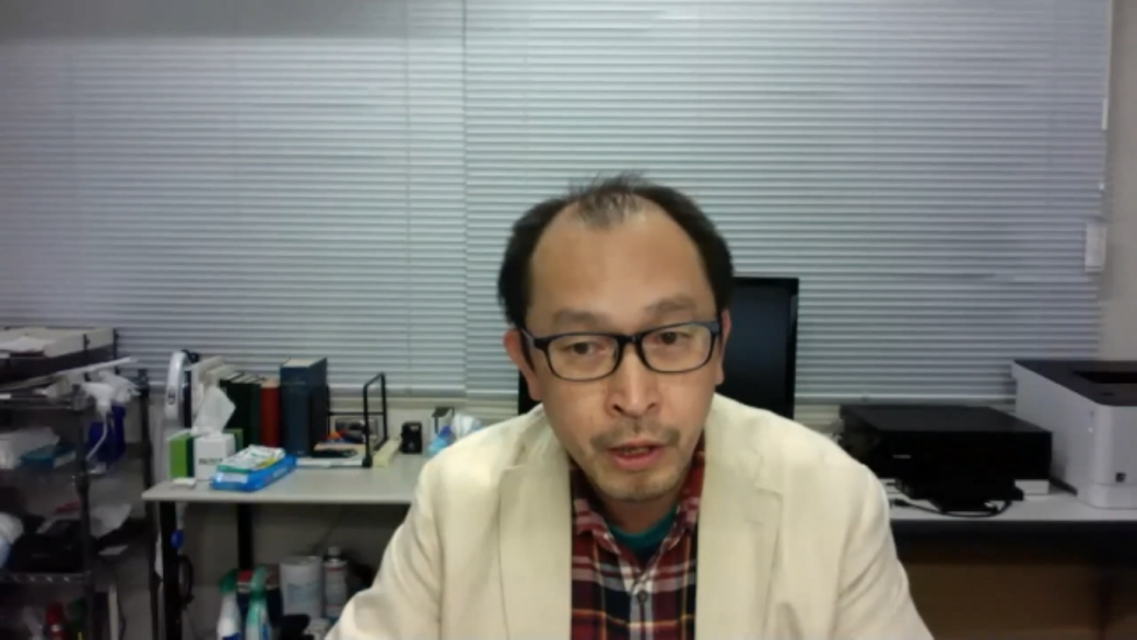 Professor, Institute for Chemical Research, Kyoto University, Toshiharu Teranishi